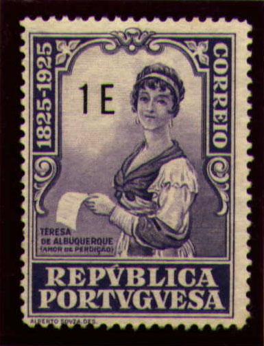 Portugal 1925 Birth Centenary of Camilo Castelo Branco u.jpg