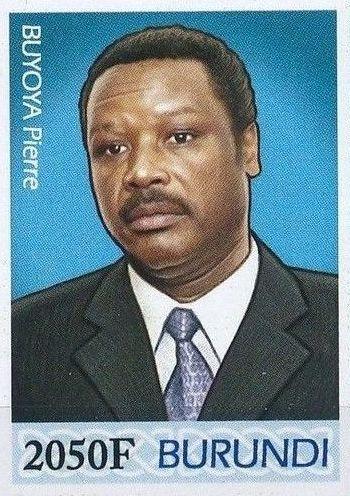 Burundi 2012 Presidents of Burundi - Pierre Buyoya j.jpg