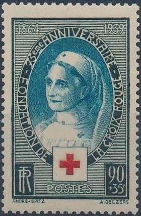France 1939 75th Anniversary of the International Red Cross Society a.jpg