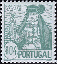 Portugal 1941 National Costumes (1st Issue)