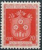 San Marino 1945 Coat of Arms b.jpg