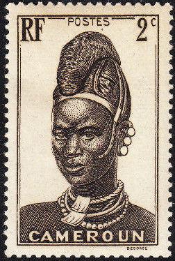 Cameroon 1939 Pictorials