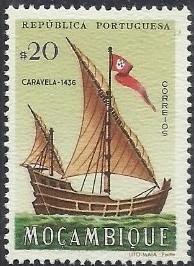 Mozambique 1963 Development of Sailing Ships b.jpg