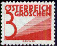 Austria 1925 Postage Due Stamps (Digit and Triangles) 1st Issue c.jpg