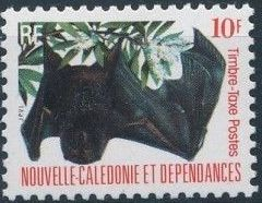New Caledonia 1983 Bat Issue (Official Stamps) f.jpg