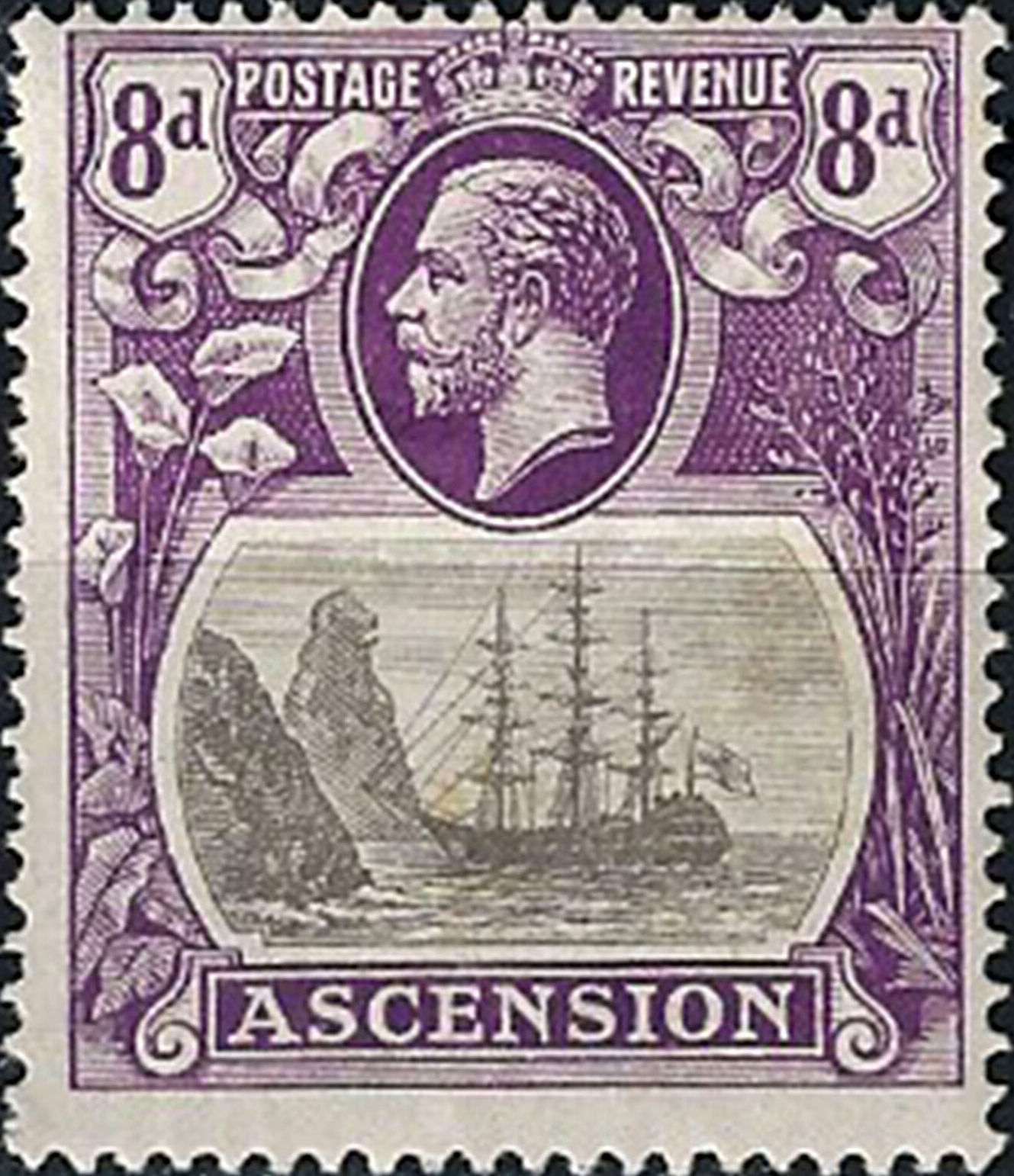 Ascension 1924 Seal of the Colony ic.jpg