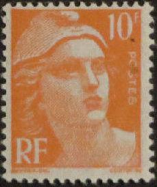 France 1945 Marianne de Gandon (1st Group) h.jpg