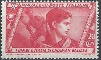 Italy 1932 10th Anniversary of the Fascist Government and the March on Rome d.jpg