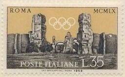 Italy 1959 Olympic Games in Rome 1960 d.jpg
