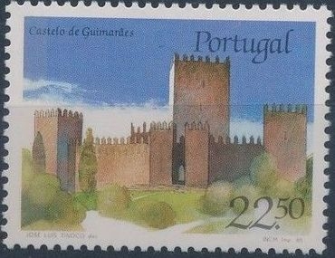 Portugal 1986 Castles and Arms (2nd Group) a.jpg
