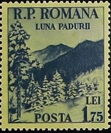 Romania 1954 Month of the Forest c.jpg