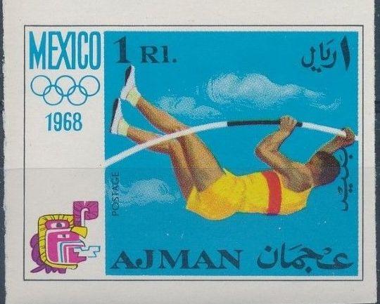 Ajman 1968 Olympic Games - Mexico l.jpg