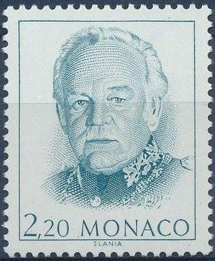 Monaco 1998 Prince Rainier III
