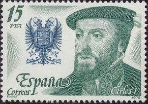 Spain 1979 Kings of the House of Austria (Hapsburg Dynasty)