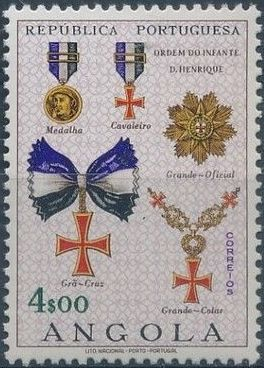 Angola 1967 Portuguese Civil and Military Orders g.jpg