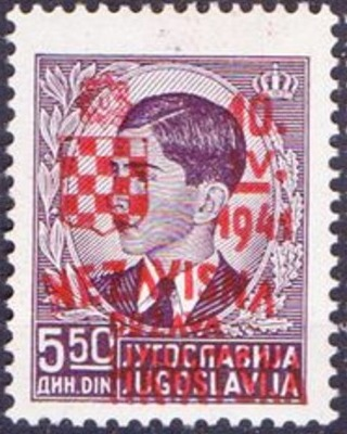 Croatia 1941 Anniversary of Independence i.jpg
