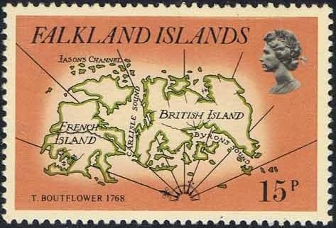 Falkland Islands 1981 18th Century Maps and Charts of the Falkland Islands d.jpg