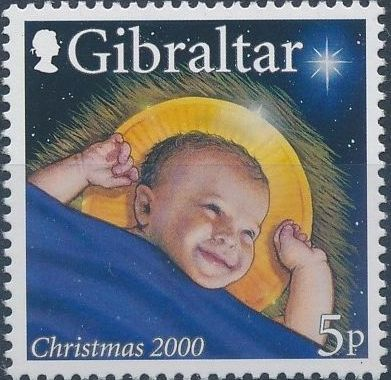 Gibraltar 2000 Christmas