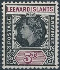 Leeward Islands 1954 Queen Elizabeth II f.jpg