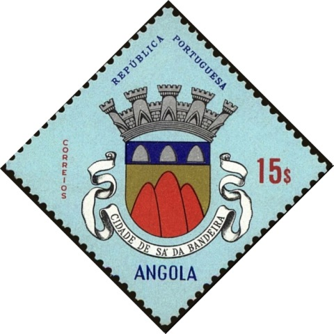 Angola 1963 Coat of Arms - (1st Serie) o.jpg
