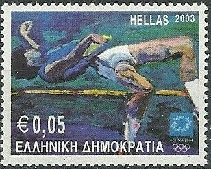 Greece 2003 Olympic Games - Athens 2004