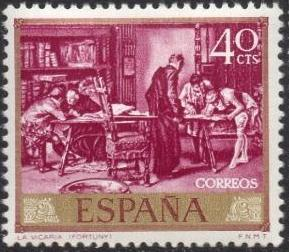 Spain 1968 Painters - Mariano Fortuny y Carbo