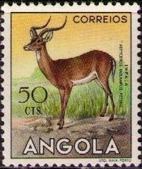Angola 1953 Animals from Angola f.jpg