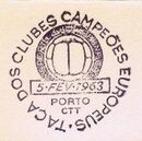Portugal 1963 Benfica Club's Double Victory in European Football Cup Championship PMb.jpg