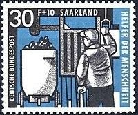 Saar 1957 For Welfare Organizations (Coal Mining) d.jpg
