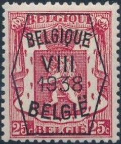 Belgium 1938 Coat of Arms - Precancel (8th Group) c.jpg