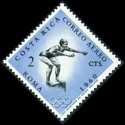 Costa Rica 1960 17th Olympic Games in Rome b.jpg