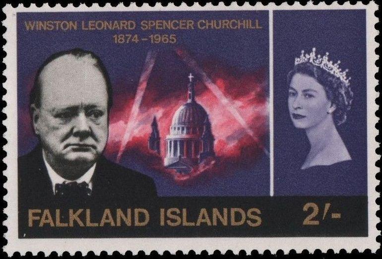 Falkland Islands 1966 Churchill Memorial d.jpg
