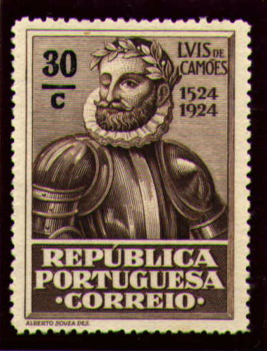Portugal 1924 400th Birth Anniversary of Camões l.jpg