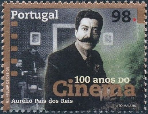 Portugal 1996 Centenary of Portuguese Cinema d.jpg