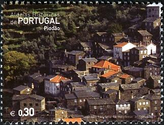 Portugal 2005 Portuguese Historic Villages (2nd Group) v.jpg