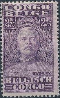 Belgian Congo 1928 Sir Henry Morton Stanley k.jpg