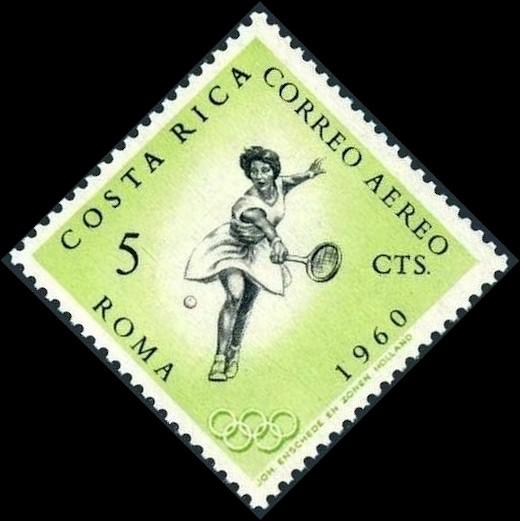 Costa Rica 1960 17th Olympic Games in Rome e.jpg