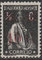 Portugal 1928 Ceres Surcharged b.jpg