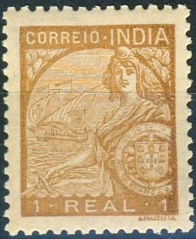 "Portuguese India 1933 ""Padrões"""