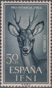 Ifni 1964 Child Welfare - Regular Stamps b.jpg