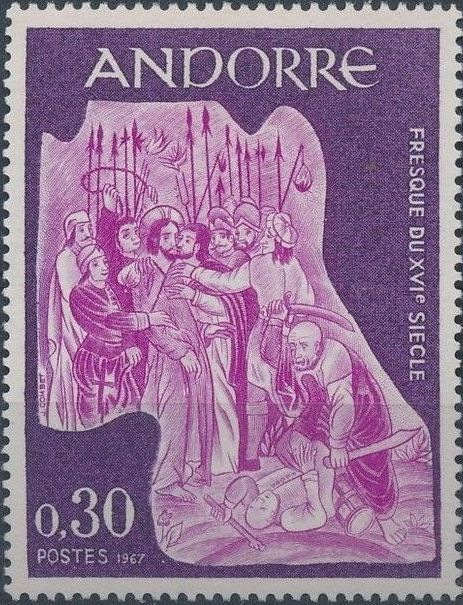 Andorra-French 1967 Frescoes b.jpg