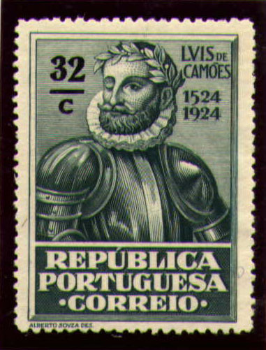 Portugal 1924 400th Birth Anniversary of Camões m.jpg