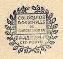 "Portugal 1964 Garcia de Orta ""Colóquios dos Simples e Drogas"" PMb.jpg"