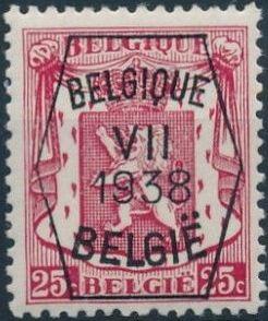 Belgium 1938 Coat of Arms - Precancel (7th Group) c.jpg