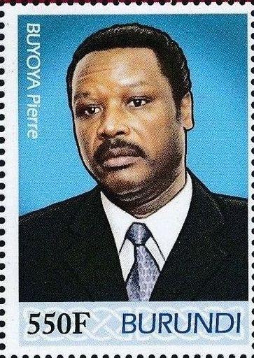Burundi 2012 Presidents of Burundi - Pierre Buyoya b.jpg