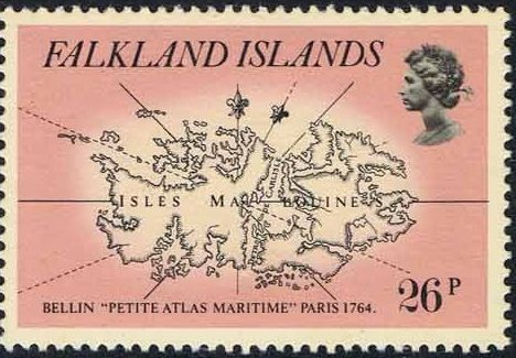 Falkland Islands 1981 18th Century Maps and Charts of the Falkland Islands f.jpg