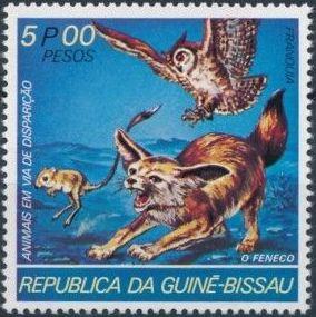 Guinea-Bissau 1978 Endangered Species b.jpg