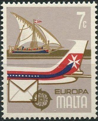 Malta 1979 Europa