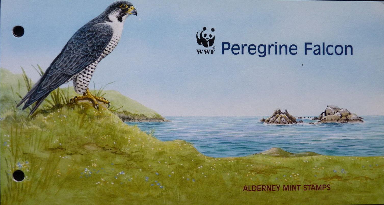 Alderney 2000 WWF Peregrine Falcon PPa.jpg