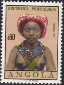 Angola 1961 Native Women from Angola e.jpg